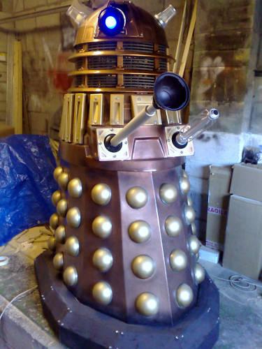 Daleks by TardisHire