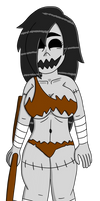 Scarecrow bikini