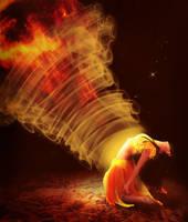 Burning Bright by artdreamlife