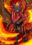 Monster Hunter - Teostra