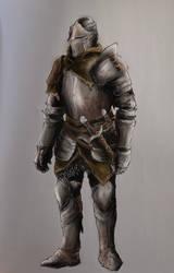 Dark Souls III Knight study