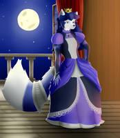 Krystal, Halloween costume by Vulpartic