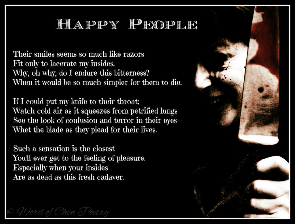 Happy People by WordOfChen