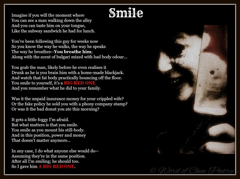 Smile by WordOfChen