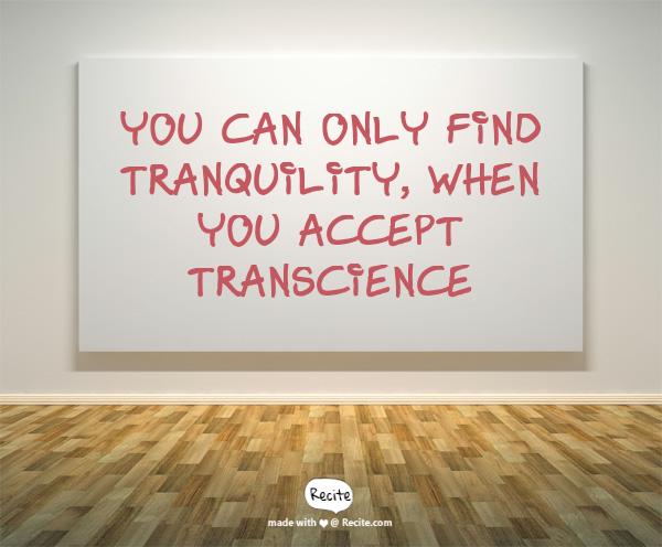 Tranquility by WordOfChen
