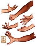 More arm studies