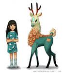 Jade character design