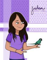 Jaiden Animations Fanart - Finger Guns V2 by Malavek