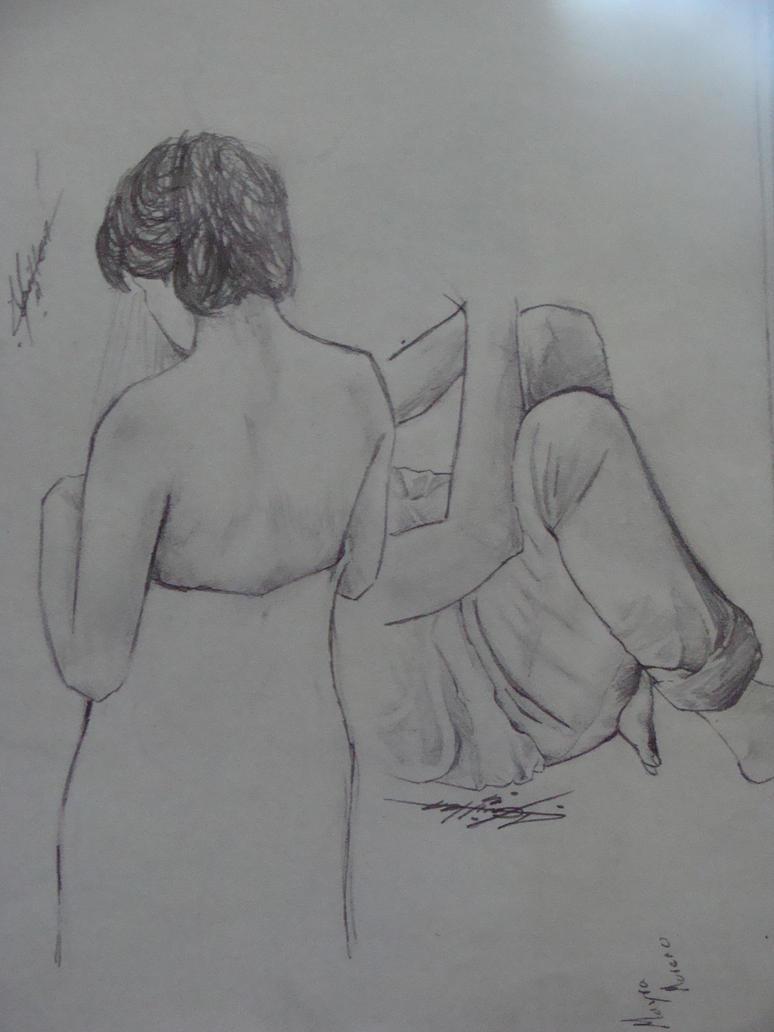 bocetos m by neko-negro