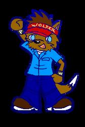 PAra-Dancer WOLFER