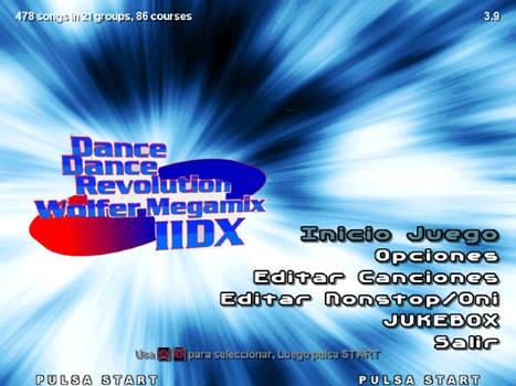 DDR W.M IIDX final version