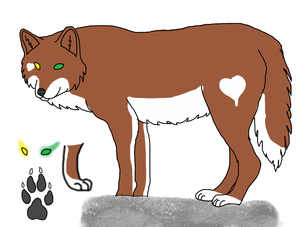 Swiftheart Ref by liongirl2289