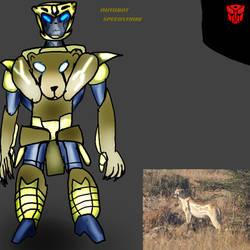 TF OC- Speedstrike by liongirl2289