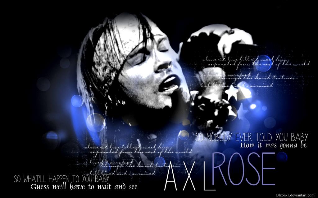 axl rose wallpaper - photo #39