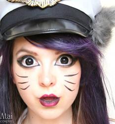 Generation Ahri cosplay by Atai