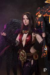 Elementalist from Guild Wars 2