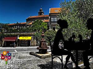 Tomamos algo? - Praza de Ourense en Pontevedra