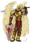 Angel Warrior 1