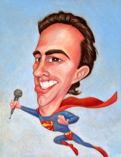 Super Seinfeld by andrewchandler80