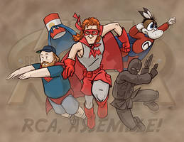 RCA Assemble by andrewchandler80