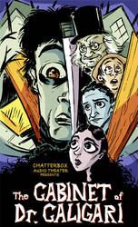 Caligari Poster by andrewchandler80
