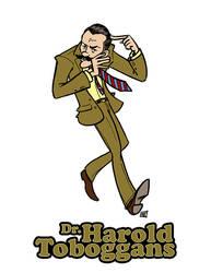 Dr. Harold Toboggans by andrewchandler80