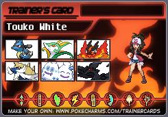 trainercard-Touko White by Ryioko56