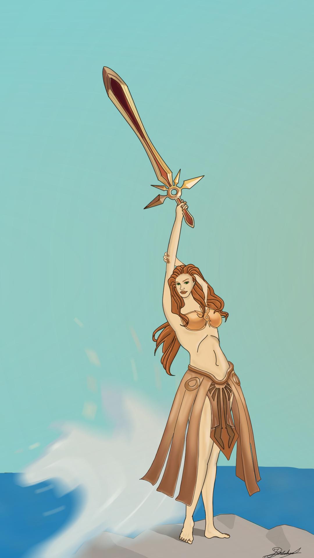 leona the radiant dawn skins - photo #12