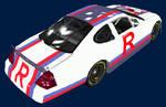 Team Rocket Nascar back