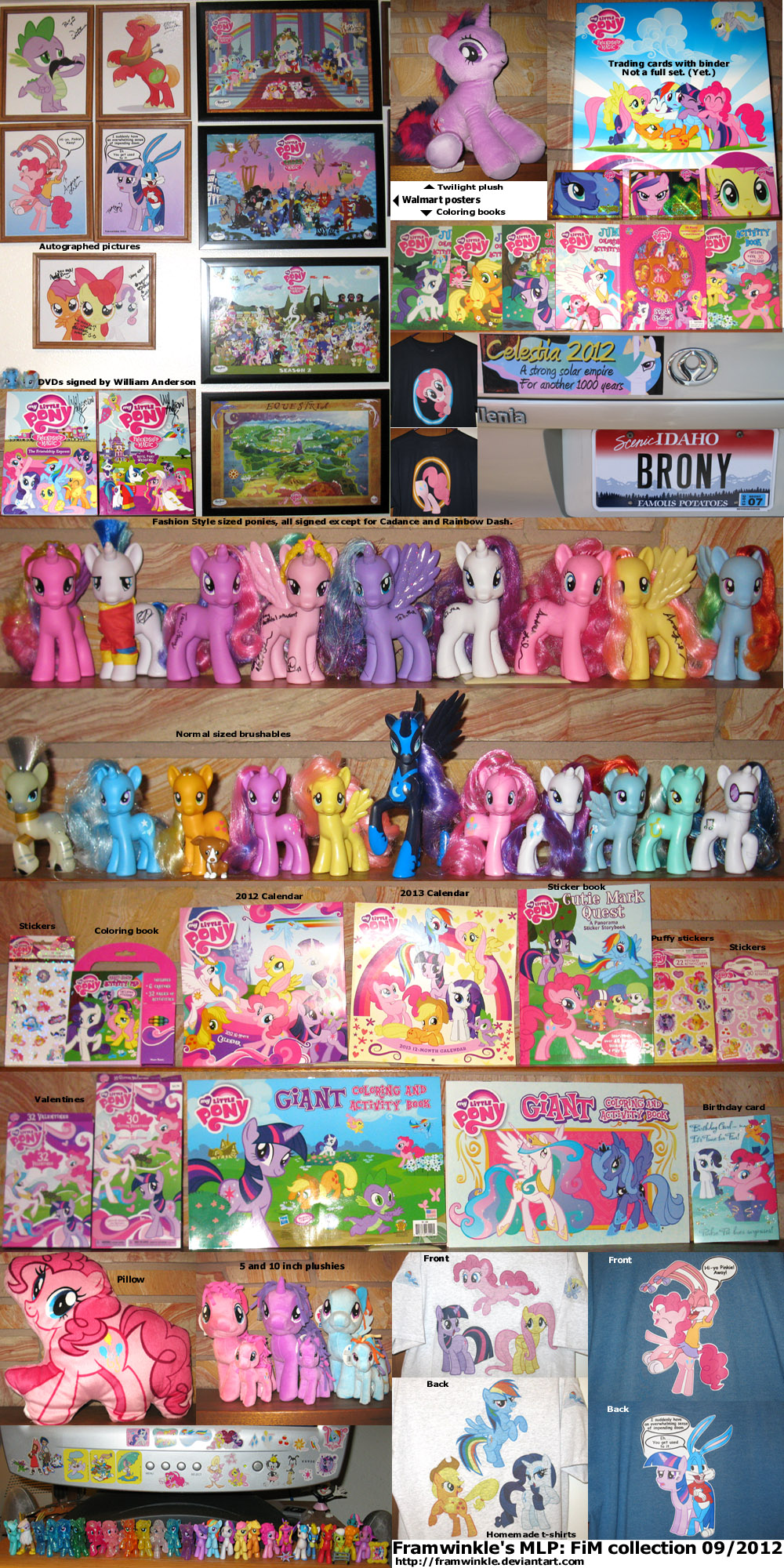 Framwinkle's MLP: FiM collection 2012-09