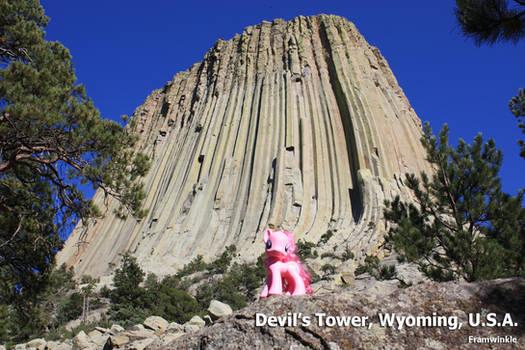 Devils Tower Pinkie