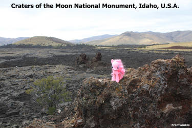 Craters of the Moon Pinkie