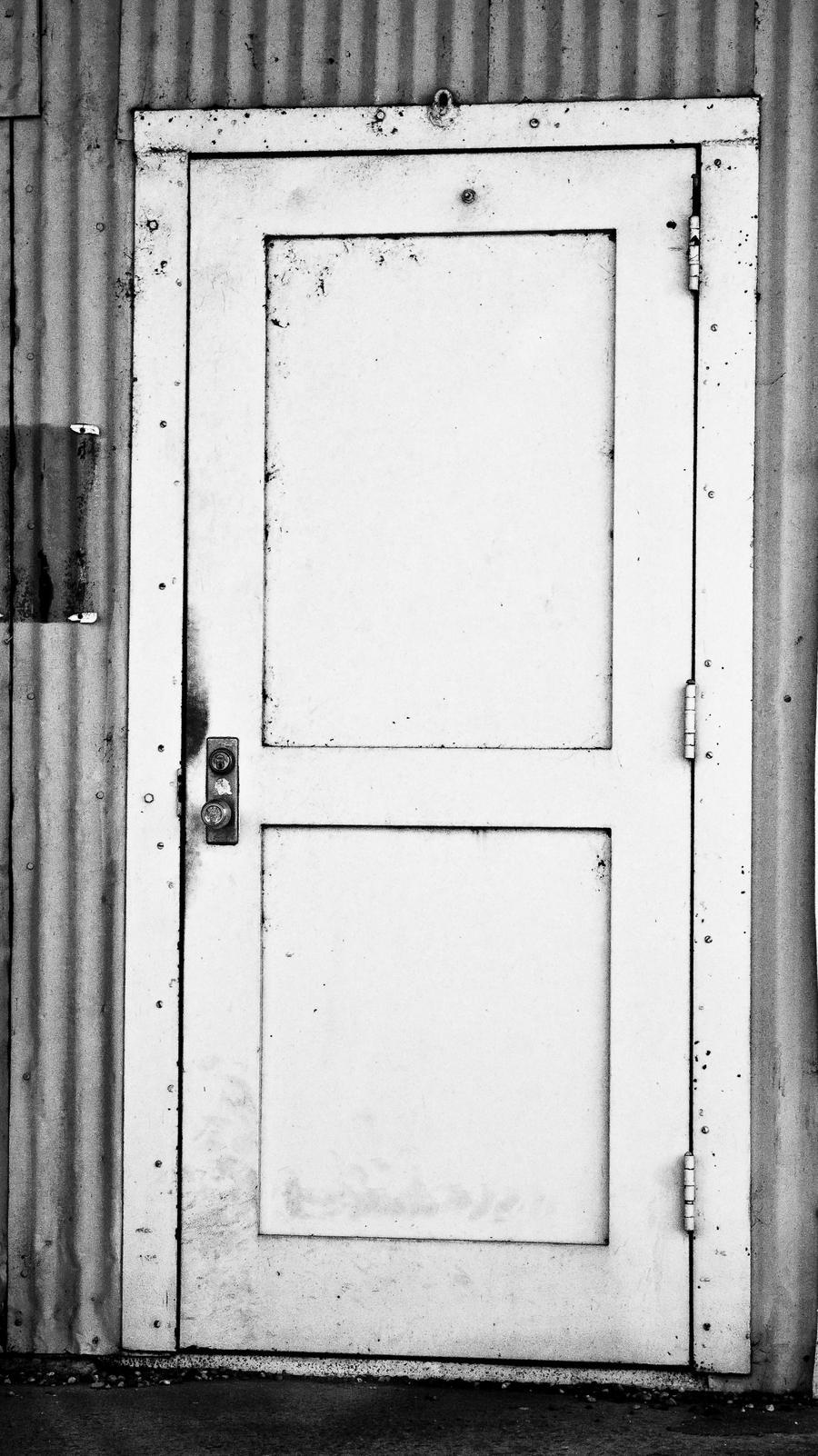 white door. The White Door By DHarrisJr