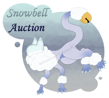 [Open] Snowbell Auction by SpookZoneSpooker