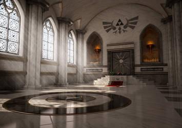 Zelda: Temple of Time