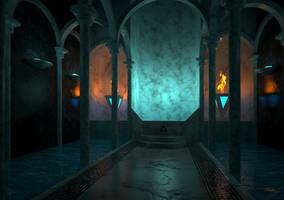 Zelda: Great Fairy Fountain V2
