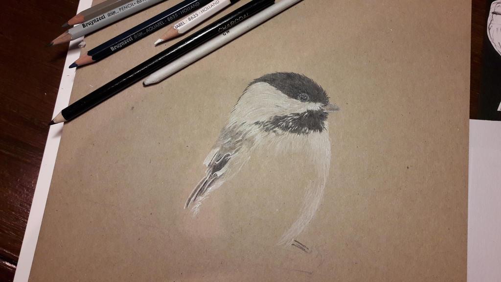 Little Chickadee - part 2 by Inge-Mertens
