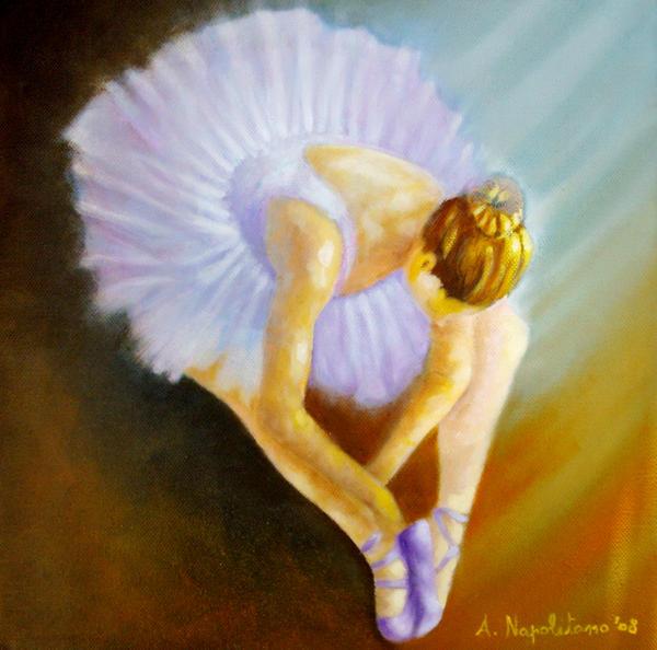 Ballerina by nagisarte