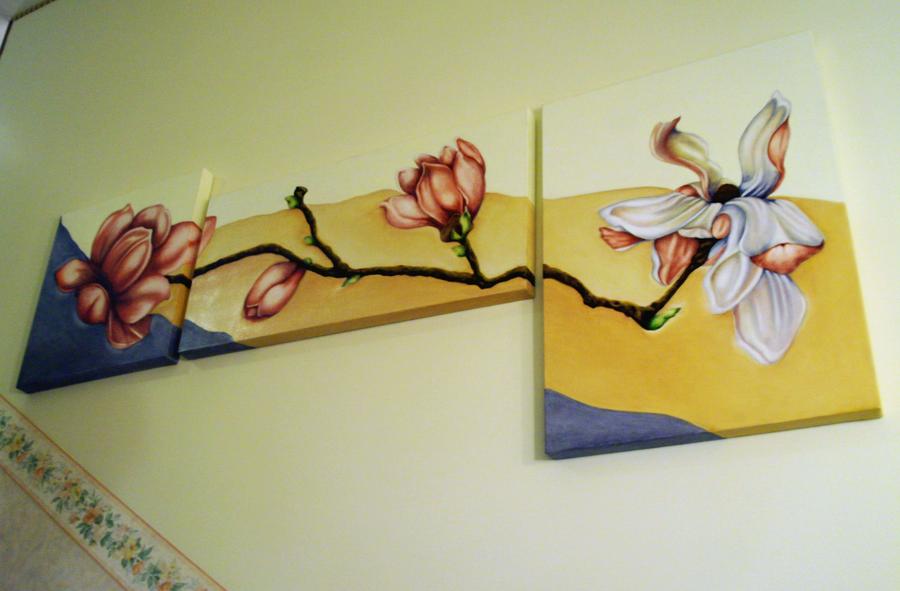 Magnolia 1 by nagisarte