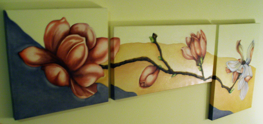 Magnolia 2 by nagisarte