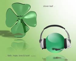 Clover Leaf by by-ermal