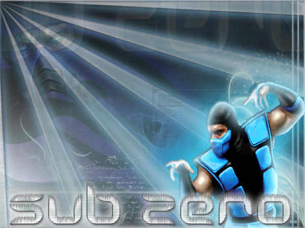 sub zero wallpaper mortal kombat. sub zero wallpaper.