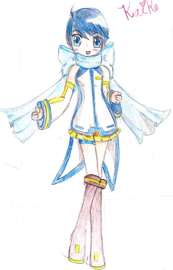 :: Vocaloid Kaiko :: by DarlingTenshi on DeviantArt
