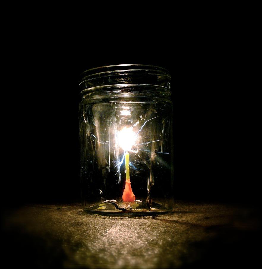 lighting in a jar. Lightning In A Jar By DarlingTenshi Lighting M