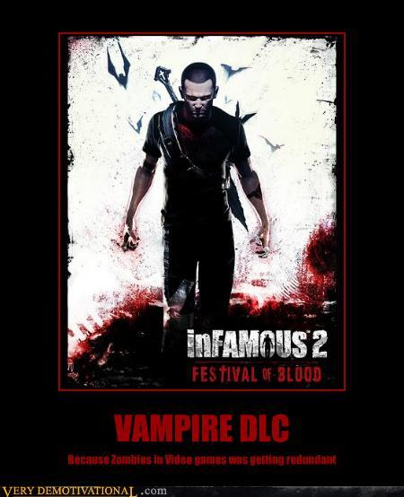 Vampire DLC by FallenJace