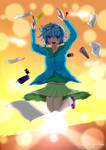 Jump for the New life by chinchongcha