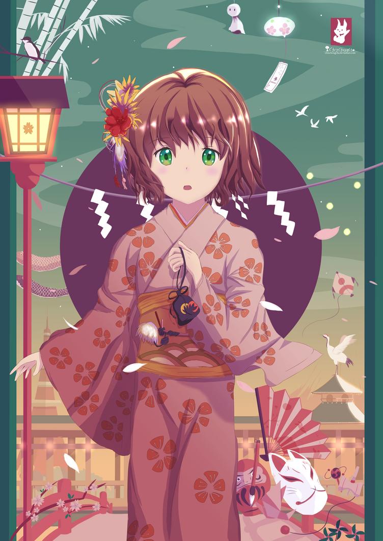 Japanese Spring by chinchongcha