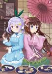 Yuki Usagi and Dango