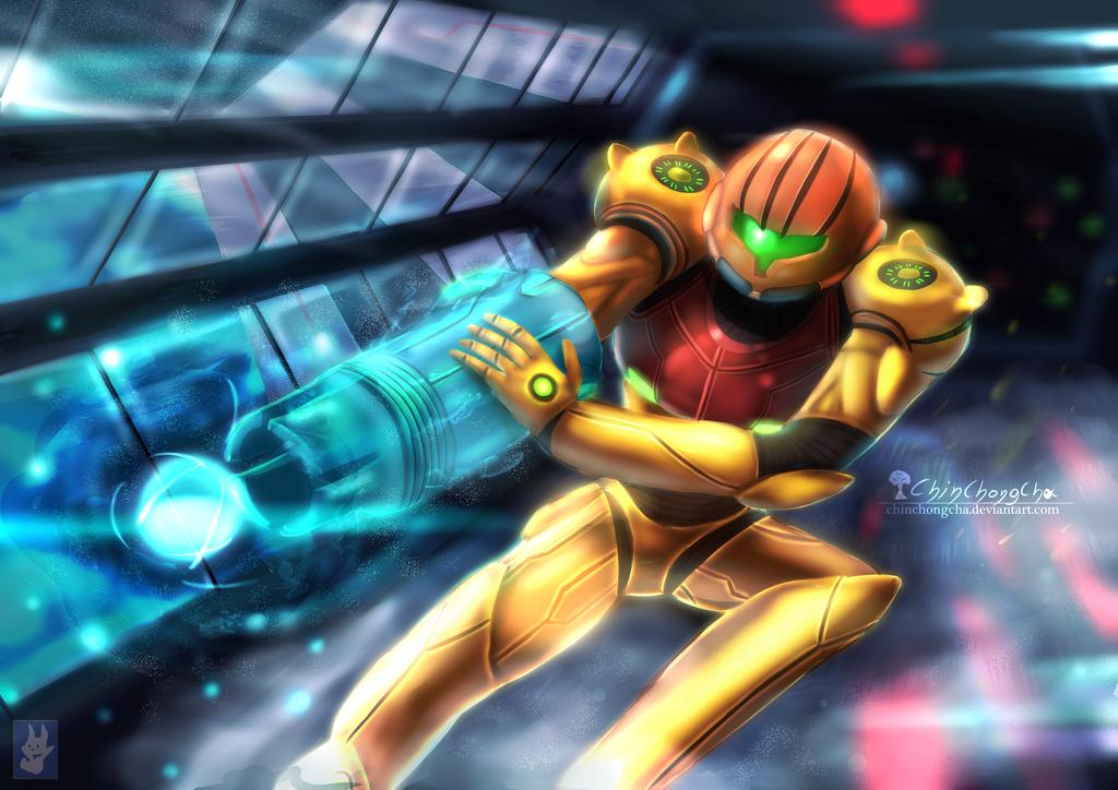 Samus - Metroid
