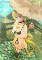 Edna - Tale of Zestiria by chinchongcha